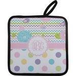 Girly Girl Pot Holder (Personalized)