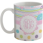 Girly Girl Coffee Mug (Personalized)