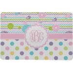 Girly Girl Comfort Mat (Personalized)