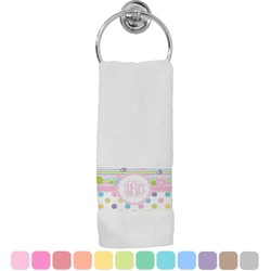 Girly Girl Hand Towel (Personalized)