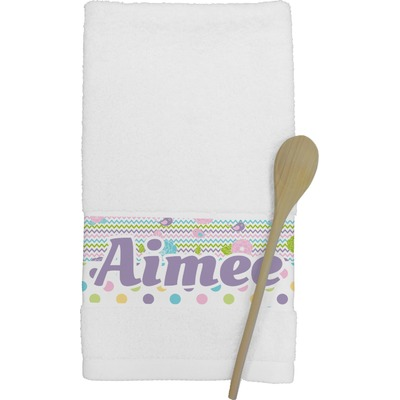 Girly Girl Kitchen Towel (Personalized)