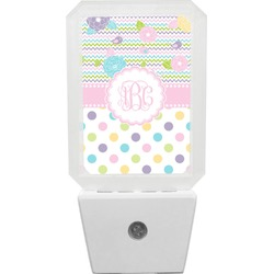 Girly Girl Night Light (Personalized)