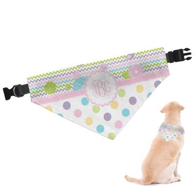 Girly Girl Dog Bandana (Personalized)