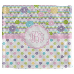 Girly Girl Security Blanket (Personalized)