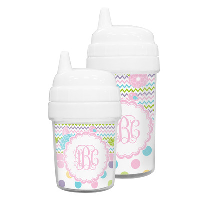 Girly Girl Sippy Cup (Personalized)