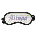 Girly Girl Sleeping Eye Mask (Personalized)