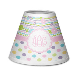 Girly Girl Chandelier Lamp Shade (Personalized)
