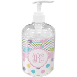 Girly Girl Soap / Lotion Dispenser (Personalized)