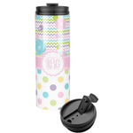 Girly Girl Stainless Steel Tumbler (Personalized)