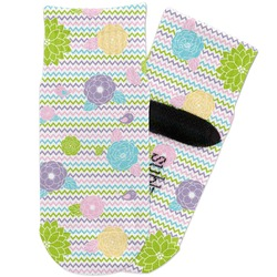 Girly Girl Toddler Ankle Socks (Personalized)