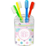 Girly Girl Toothbrush Holder (Personalized)