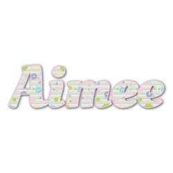 Girly Girl Name/Text Decal - Custom Sized (Personalized)