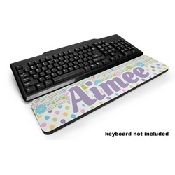 Girly Girl Keyboard Wrist Rest (Personalized)