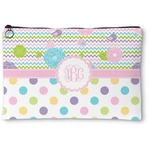 Girly Girl Zipper Pouch (Personalized)