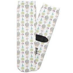 Dreamcatcher Adult Crew Socks (Personalized)