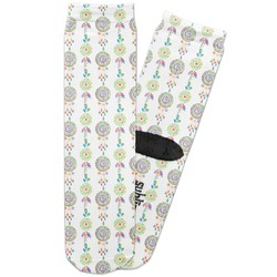 Dreamcatcher Adult Crew Socks (Personalized)