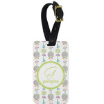Dreamcatcher Aluminum Luggage Tag (Personalized)