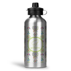 Dreamcatcher Water Bottle - Aluminum - 20 oz (Personalized)