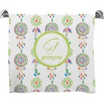 Dreamcatcher Full Print Bath Towel (Personalized)