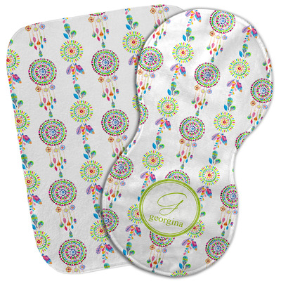 Dreamcatcher Burp Cloth (Personalized)