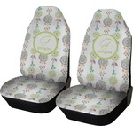 Dreamcatcher Car Seat Covers (Set of Two) (Personalized)