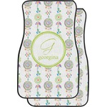 Dreamcatcher Car Floor Mats (Front Seat) (Personalized)