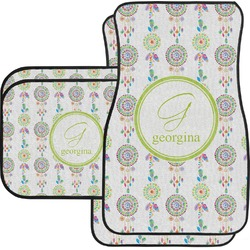 Dreamcatcher Car Floor Mats (Personalized)