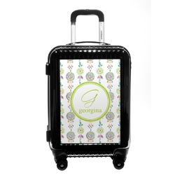 Dreamcatcher Carry On Hard Shell Suitcase (Personalized)