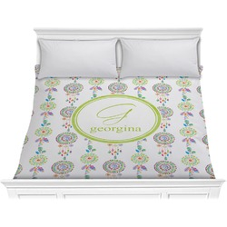 Dreamcatcher Comforter - King (Personalized)