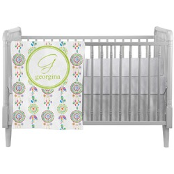 Dreamcatcher Crib Comforter / Quilt (Personalized)