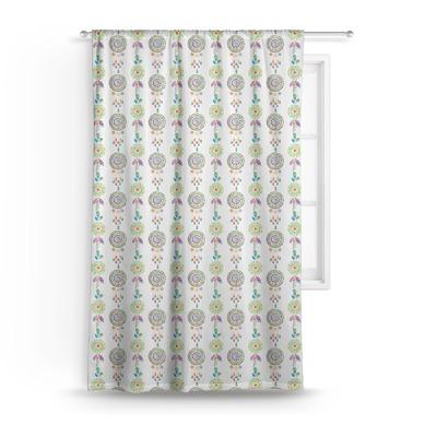 Dreamcatcher Curtain (Personalized)
