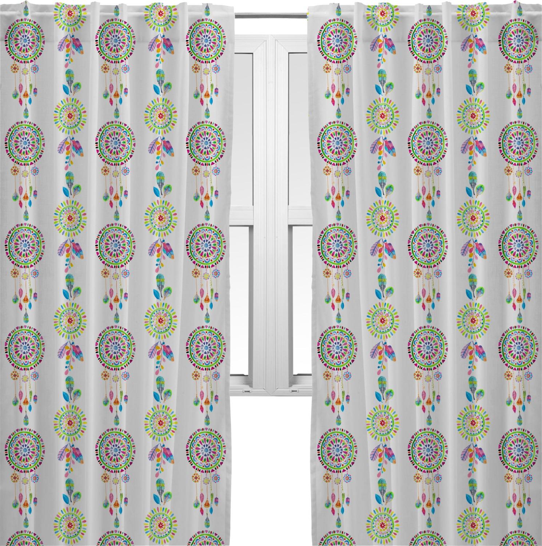 Dreamcatcher Curtains 2 Panels Per Set Personalized