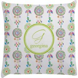 Dreamcatcher Decorative Pillow Case (Personalized)