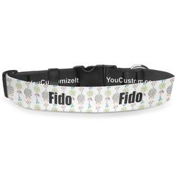 Dreamcatcher Deluxe Dog Collar (Personalized)