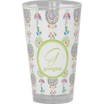 Dreamcatcher Drinking / Pint Glass (Personalized)
