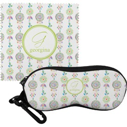 Dreamcatcher Eyeglass Case & Cloth (Personalized)