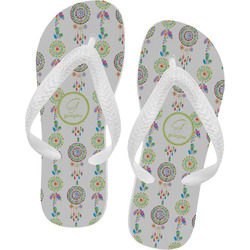 Dreamcatcher Flip Flops (Personalized)