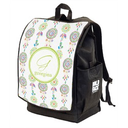Dreamcatcher Backpack w/ Front Flap  (Personalized)