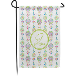 Dreamcatcher Garden Flag - Single or Double Sided (Personalized)