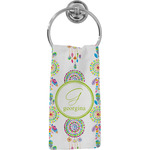 Dreamcatcher Hand Towel - Full Print (Personalized)