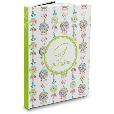Dreamcatcher Hardbound Journal (Personalized)