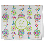 Dreamcatcher Kitchen Towel - Full Print (Personalized)