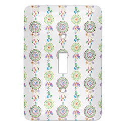 Dreamcatcher Light Switch Covers - Multiple Toggle Options Available (Personalized)