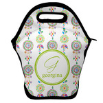 Dreamcatcher Lunch Bag w/ Name and Initial