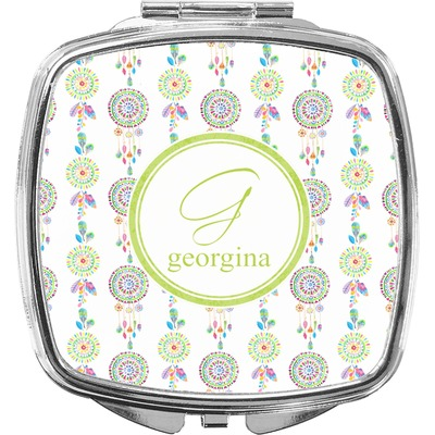 Dreamcatcher Compact Makeup Mirror (Personalized)