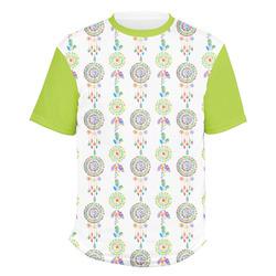 Dreamcatcher Men's Crew T-Shirt (Personalized)