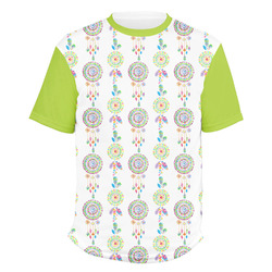 Dreamcatcher Men's Crew T-Shirt (Personalized)