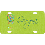 Dreamcatcher Mini / Bicycle License Plate (Personalized)