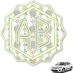 Dreamcatcher Monogram Car Decal (Personalized)
