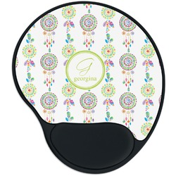 Dreamcatcher Mouse Pad with Wrist Support